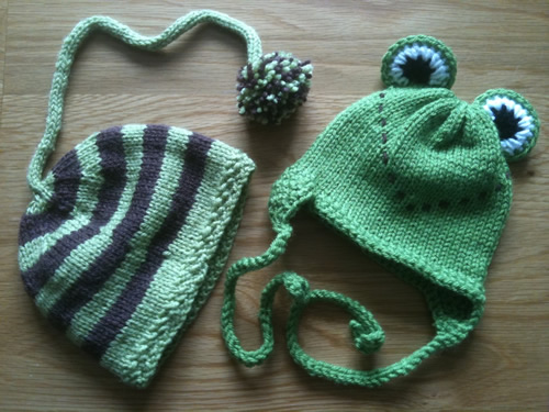 Beautiful hats from Beth
