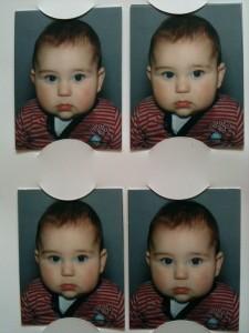 Alex passport photos
