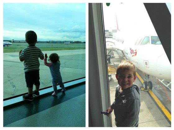 Flight to Edinburgh