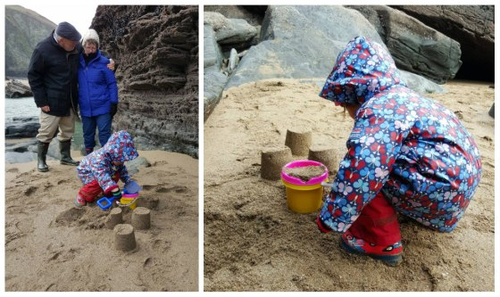 BeachSandcastles